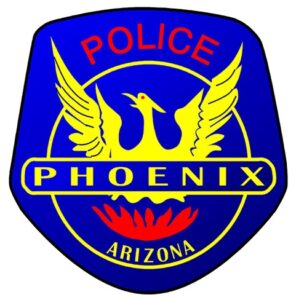 Phoenix Police Department Vehicles